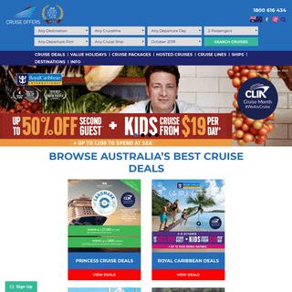 ArchiveBay.com - cruiseoffers.com.au - Cruise Offers Australia. Cruise Deals from Sydney, Melbourne, Brisbane. Cheap Cruises Australia. Book Online 24-7. - Cruise Offe