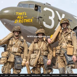 ArchiveBay.com - wwiiimpressions.com - World War Two Impressions, Inc – WWII Impressions, Inc