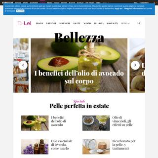 DiLei - Donne - Moda, Tendenze, Benessere e Consigli On line