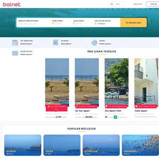 Balnet.net - Tatile Çıkmadan Önce - Balnet.net
