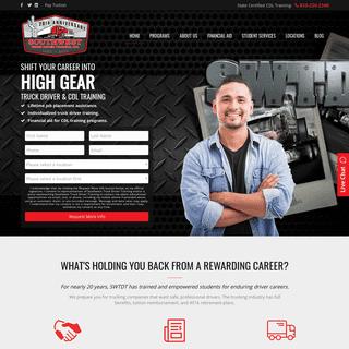 Truck Driving School & CDL Training - Southwest Truck Driver Training