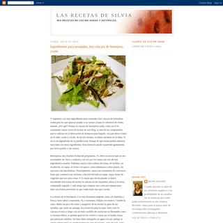 ArchiveBay.com - lasrecetasdesilvia.blogspot.com - Las recetas de Silvia