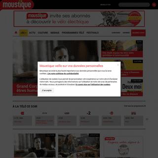 ArchiveBay.com - moustique.be - Moustique.be - Accueil