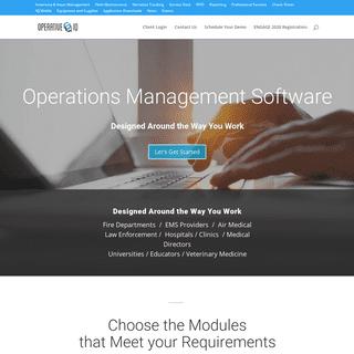 ArchiveBay.com - operativeiq.com - Operations Management for First Response Professionals - Operative IQ