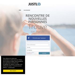 A complete backup of justlo.fr