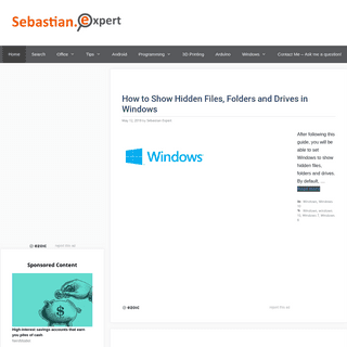 Sebastian.Expert - Expressing any concept precisely and concisely