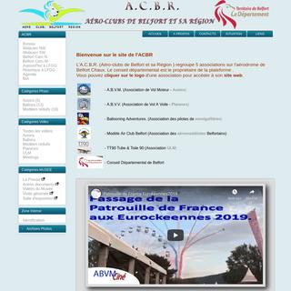 ACBR - Aéroclubs Belfort