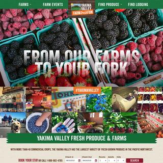 Farm Fresh Fun in the Yakima Valley - Taste What We Grow