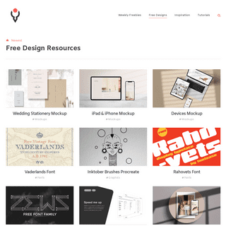 Pinspiry · Free Resources for Design Inspiration