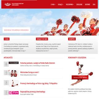 Polski Związek Sportowy Cheerleadingu