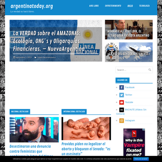 ArchiveBay.com - argentinatoday.org - argentinatoday.org – La verdad os hará libres.