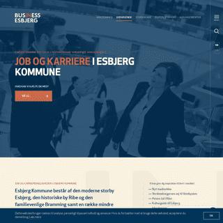 Job og karriere i Esbjerg og omegn - Business Esbjerg