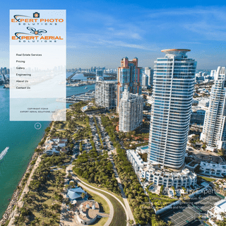 Expert Aerial Solutions – Aerial Imaging and Beyond