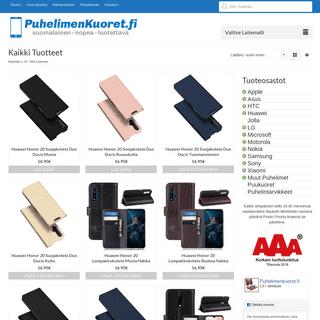 ArchiveBay.com - puhelimenkuoret.fi - Puhelimen Kuoret - Suojakuoret, Kotelot, Suojat, Näytönsuojat