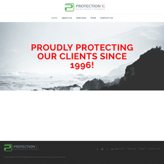 ArchiveBay.com - protectionre.com - Home - ProtectionRE