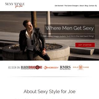 SSfJ - Where Men Get Sexy, A Men's Fashion Advice Website
