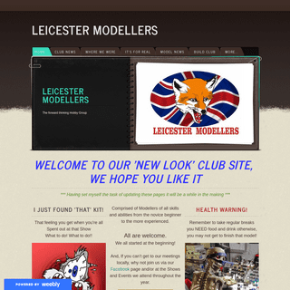 LEICESTER MODELLERS - Home
