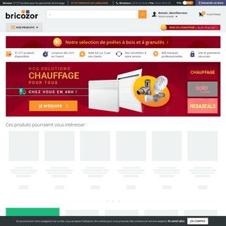 ArchiveBay.com - bricozor.com - Bricozor - Quincaillerie en ligne et Matériel de Bricolage