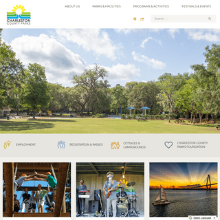 Charleston County Parks and Recreation - Official Website