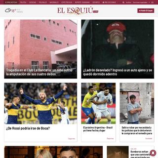 ArchiveBay.com - elesquiu.com - El Esquiu - Diario de Catamarca - Argentina