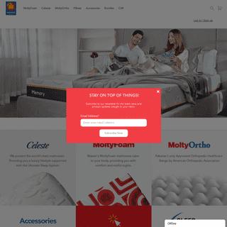 Shop Mattresses in Pakistan - MoltyFoam Online Store