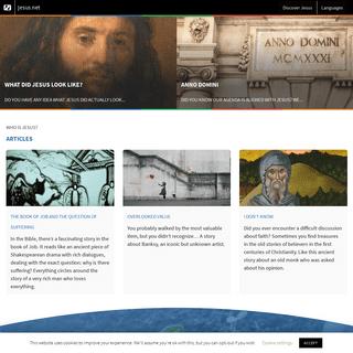 Discover Jesus - Jesus.net