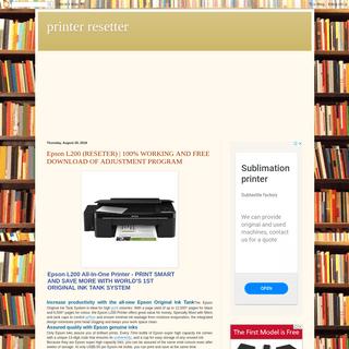 ArchiveBay.com - pinoyresett.blogspot.com - printer resetter