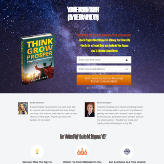 Think Grow Prosper — ThinkGrowProsper