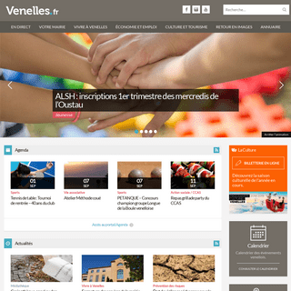 Venelles.fr - Le site officiel de la mairie de Venelles