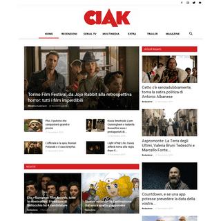 ciakmagazine - Ciak Magazine