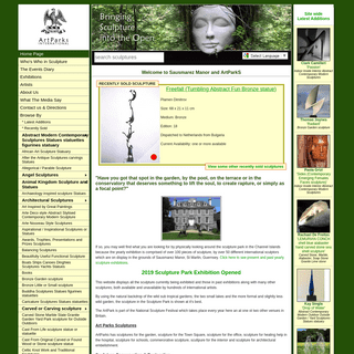 ArtParkS Sculpture Park - Bringing Sculpture into the Open