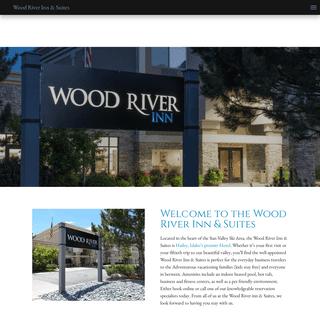ArchiveBay.com - woodriverinn.com - Hailey, Idaho's Premiere Hotel and Lodging - Wood River Inn