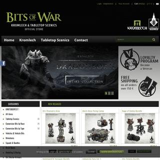 Bits of War