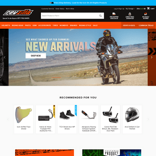 Motorcycle Gear, Free Shipping & HD Video Reviews Online - RevZilla