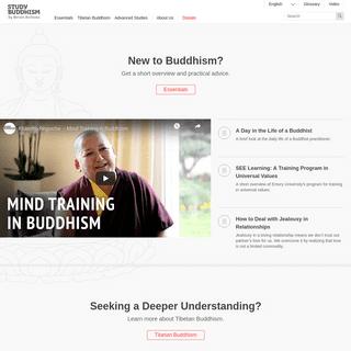 ArchiveBay.com - studybuddhism.com - Study Buddhism – an extensive source of Buddhist teachings — Study Buddhism
