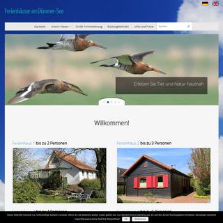 Ferienhäuser am Dümmer See - Michaela Köhr-Eickhoff