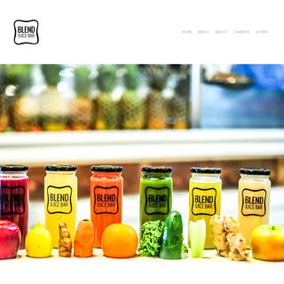 ArchiveBay.com - blendjuicebars.com - blend juice bar
