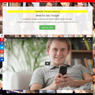 ArchiveBay.com - justbang.com - #1 Adult Sex Dating App - JustBang.com