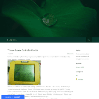 funhill - Blog