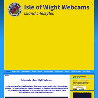 Isle of Wight Webcams – Island lifestyles