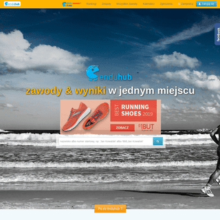 Enduhub - wyniki sportowe. Bieganie, triathlon, kolarstwo