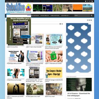 ArchiveBay.com - sub-ebd.blogspot.com - †Subsídios EBD
