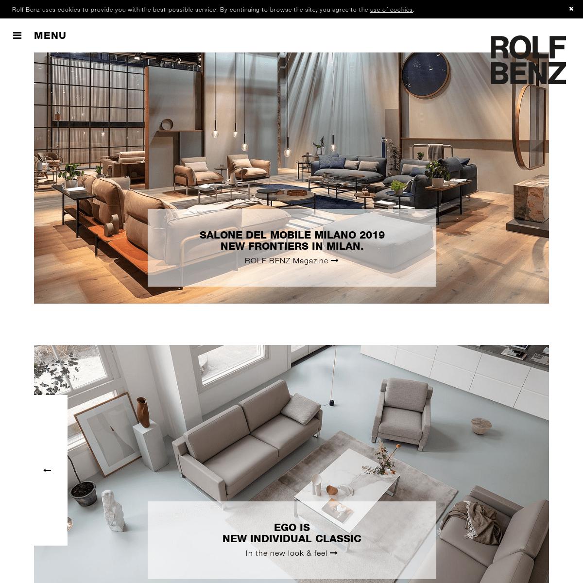 Rolf Benz 322 Design Bank.Home Rolf Benz Com Citation Archivebay Com