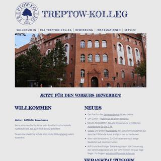 TREPTOW_KOLLEG – ABITUR + BAFÖG FÜR ERWACHSENE
