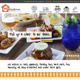 ArchiveBay.com - henhouseeatery.com - Hen House Eatery - Breakfast ∙ Bar ∙ Bakery - Downtown Minneapolis MN