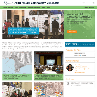 ArchiveBay.com - richmondpointmolate.org - Point Molate Community Visioning - Homepage