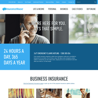 Insurance Broker - Business & Personal - Insurance House
