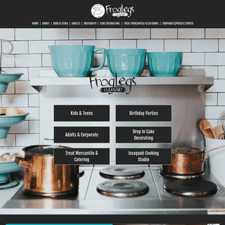 Home - FrogLegs Culinary
