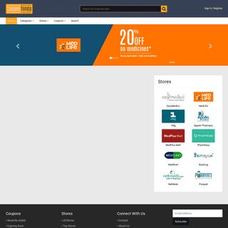 Medicine coupons - Medical coupon code - Coupon deals India