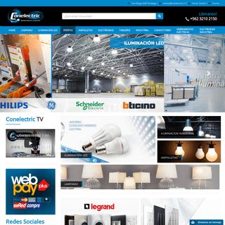 CONELECTRIC ® Expertos en Iluminacion LED